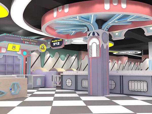 室内淘气堡项目2