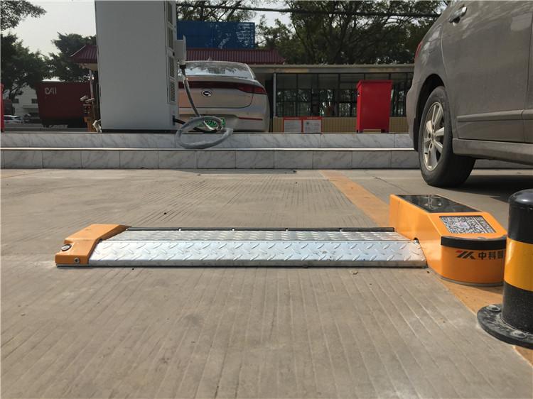 解决方案:路边停车车位管理系统