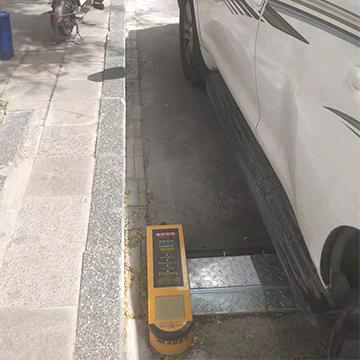 路边自动停车收费器