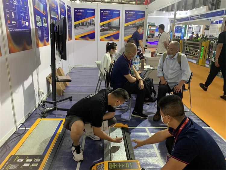 上海国际智能交通展会圆满结束 | 闭幕不散场,中科期待与您携手共进