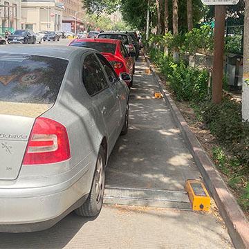 路侧车位管理方案