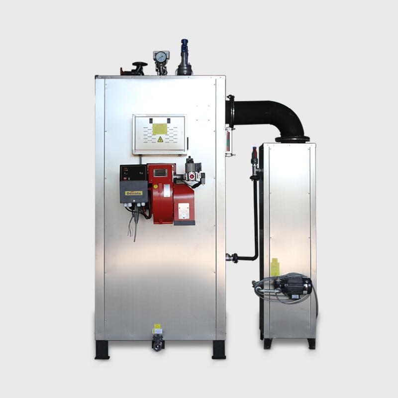 0.5吨燃油燃气蒸汽发生器 帕莱顿蒸汽源机
