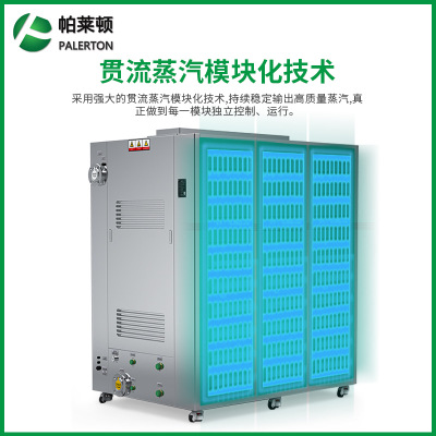 1吨燃气蒸汽发生器 低氮节能环保工业蒸发器