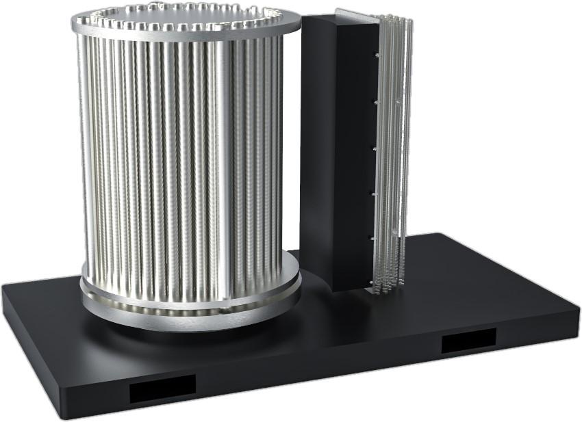 什么是蒸汽发生器的燃烧室和冷凝器?