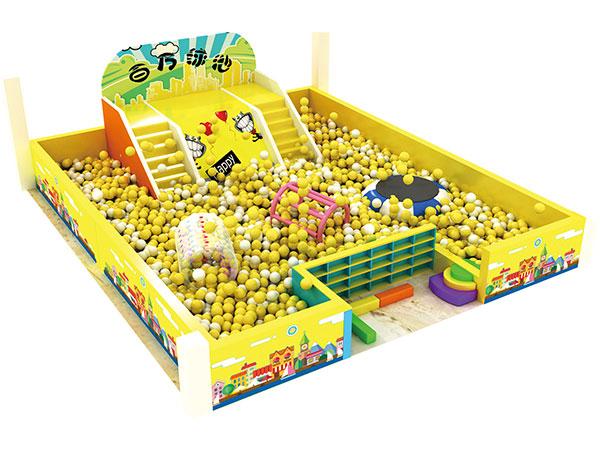 百万球池生产厂家  室内海洋球池设备工厂批发直销