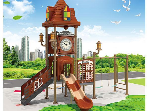 儿童乐园公园组合滑梯 幼儿园儿童游乐设备厂家批发