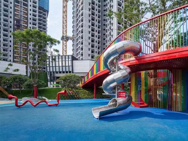 广州清远清城区项目-非标定制游乐设备
