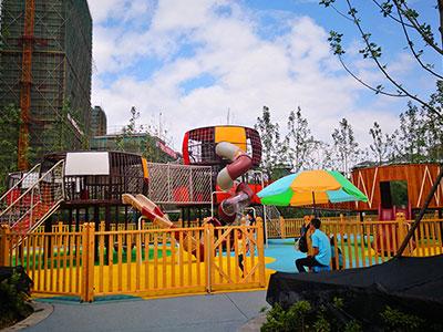衢州儿童公园无动力游乐设备生产厂家 - 广州欢乐岛