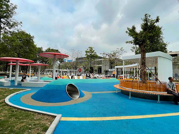 儿童公园规划设计 - 佛山北滘客户案例