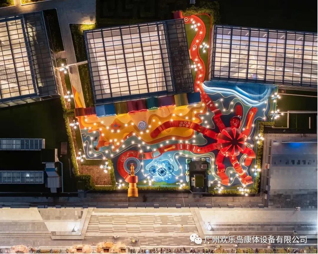 汇港二期游乐设备厂家